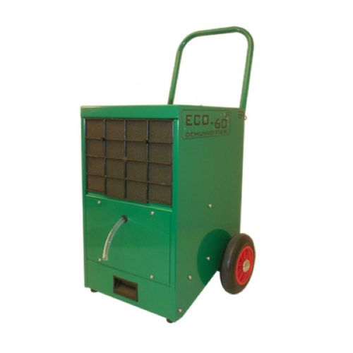 Ebac Industrial Products ECO60 15L/Day High Efficiency Dehumidifier Metal Frame 240V~50Hz